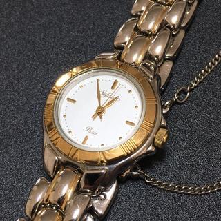 アルバ(ALBA)の【SEIKO ALBA アルバ】腕時計 シルバーカラー×ゴールドカラー(腕時計)