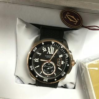カルティエ(Cartier)のCartier カルティエ メンズ 腕時計(腕時計(アナログ))