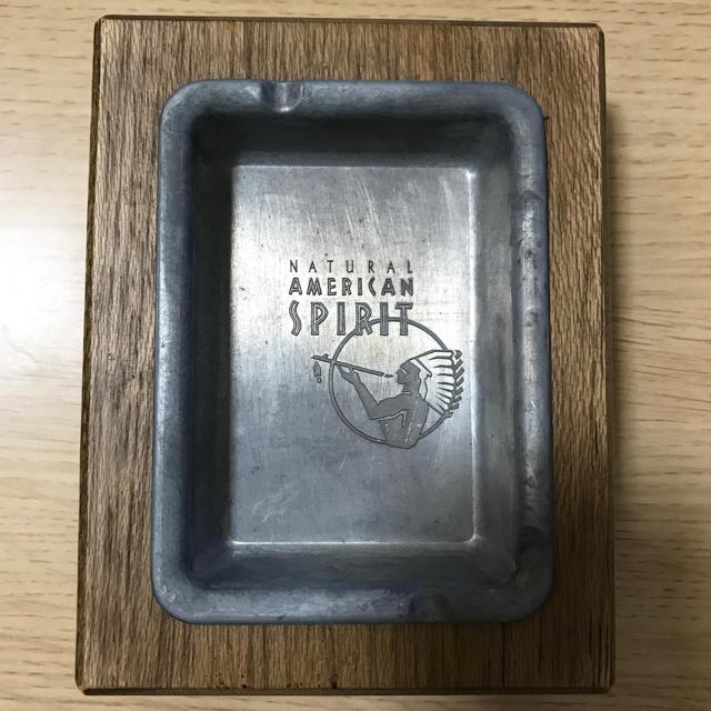 ナチュラルアメリカンスピリット オリジナル灰皿 インテリア/住まい/日用品のインテリア小物(灰皿)の商品写真