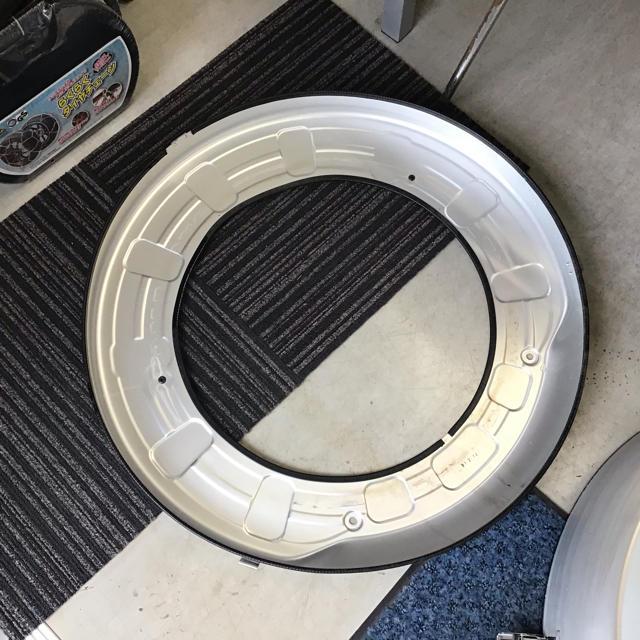 スズキ(スズキ)のジムニーシエラ タイヤカバー 自動車/バイクの自動車(車種別パーツ)の商品写真