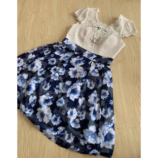 デイジーストア(dazzy store)のjearly ドレス ワンピース(ナイトドレス)