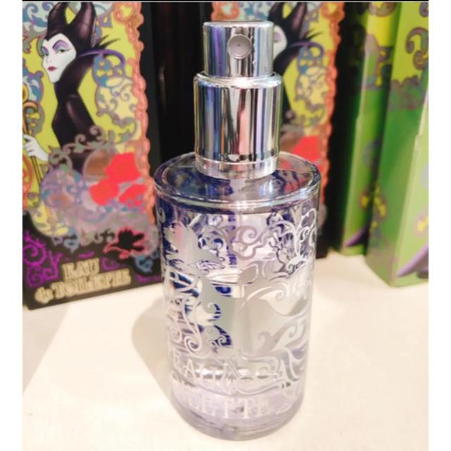 Disney(ディズニー)のマレフィセント☆オードトワレ☆ディズニーランド限定品 コスメ/美容の香水(香水(女性用))の商品写真