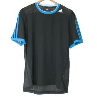 アディダス(adidas)の新品O★アディダスadidas黒SLTRクライマクールT送料込(Tシャツ/カットソー(半袖/袖なし))