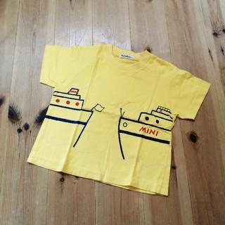 ファミリア(familiar)の〈100〉ファミリア familiar 半袖 トップス(Tシャツ/カットソー)