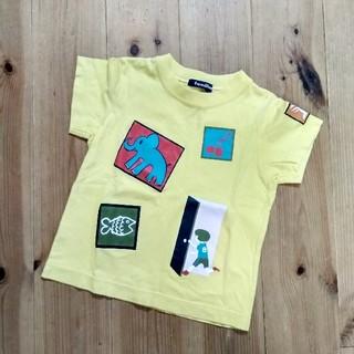 ファミリア(familiar)の〈100〉ファミリア 半袖 トップス(Tシャツ/カットソー)