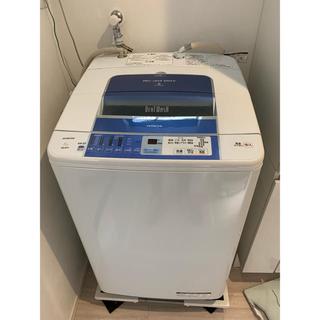 ヒタチ(日立)の値下げ!!日立 ビートウォッシュ 8kg 洗濯機(洗濯機)