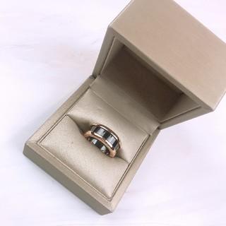 ブルガリ(BVLGARI)のブルガリの指輪(リング(指輪))