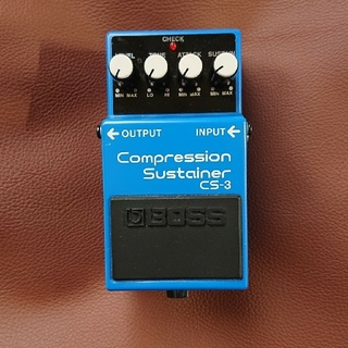 ボス(BOSS)のBOSS Compression Sustainer   CS-3(エフェクター)