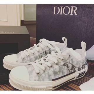 ディオール(Dior)の大人気新品☆Dior スニーカー(スニーカー)