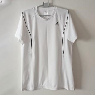 アディダス(adidas)の美品 adidas 半袖 スポーツシャツ メンズ XO(ウェア)