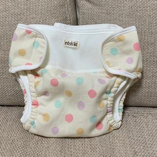 ニシキベビー(Nishiki Baby)のおむつカバー 新生児用(ベビーおむつカバー)