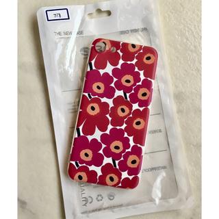 マリメッコ(marimekko)のiPhoneケース マリメッコ柄 新品未使用(iPhoneケース)
