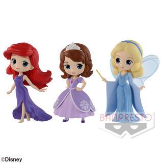 ディズニー(Disney)のQ posket petit -Ariel・Sofia・Blue Fairy- (アニメ/ゲーム)