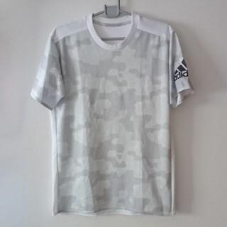 アディダス(adidas)の美品 adidas 半袖 スポーツシャツ メンズ L(ウェア)