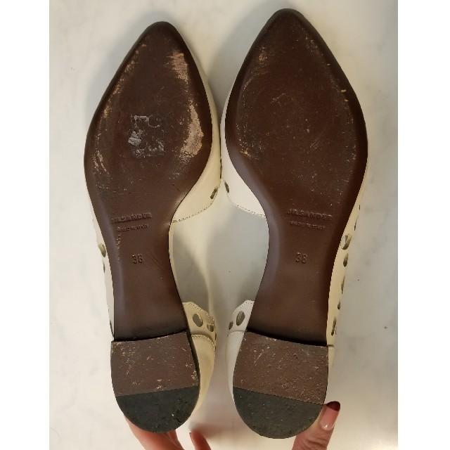 Jil Sander(ジルサンダー)の美品ジル・サンダー フラットシューズ レディースの靴/シューズ(その他)の商品写真