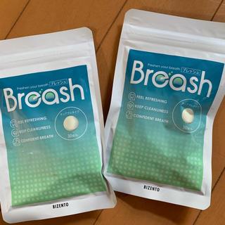 ブレッシュ breash(口臭防止/エチケット用品)