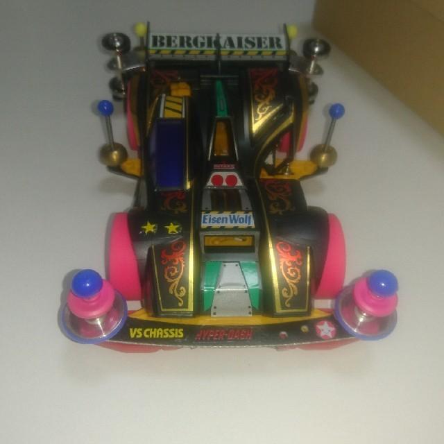 ミニ四駆 エンタメ/ホビーのおもちゃ/ぬいぐるみ(模型/プラモデル)の商品写真