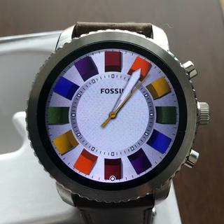 フォッシル(FOSSIL)のFOSSIL スマートウォッチ FTW4003(腕時計(デジタル))