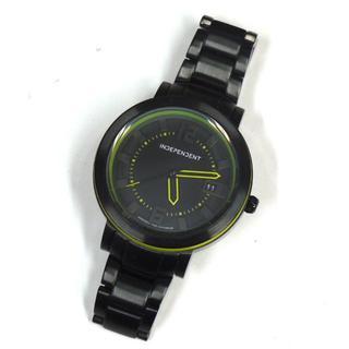 インディペンデント(INDEPENDENT)のインディペンデント クオーツ 腕時計(腕時計)