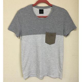 ザラ(ZARA)のZARA ザラ  Tシャツ Mサイズ(Tシャツ/カットソー(半袖/袖なし))