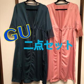 ジーユー(GU)のGU 二点セット(ルームウェア)