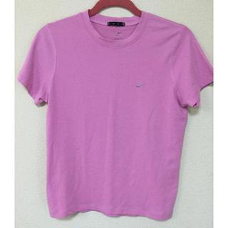 ナイキ(NIKE)のナイキ NIKE  レディース Tシャツ Lサイズ(Tシャツ(半袖/袖なし))