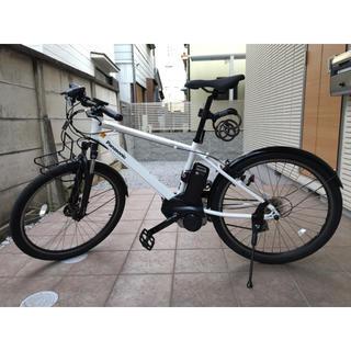 パナソニック(Panasonic)の電動アシスト自転車『ハリヤ』2018年モデル(自転車本体)