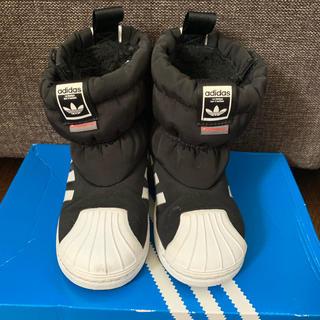 アディダス(adidas)のadidas スノーブーツ キッズ(ブーツ)