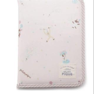 ジェラートピケ(gelato pique)の母子手帳ケース★ジェラートピケ(母子手帳ケース)