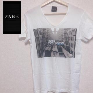 ザラ(ZARA)のZARA 半袖 春 夏(Tシャツ/カットソー(半袖/袖なし))