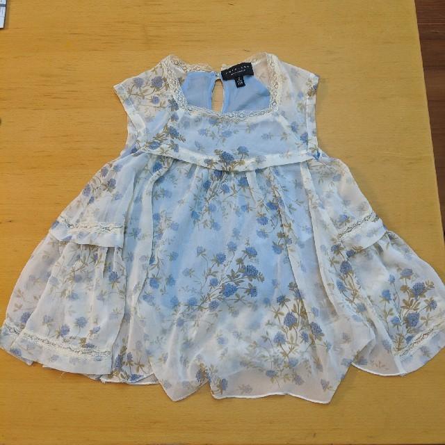 TWIN-SET(ツインセット)の女の子 116センチ キッズ/ベビー/マタニティのキッズ服 女の子用(90cm~)(Tシャツ/カットソー)の商品写真