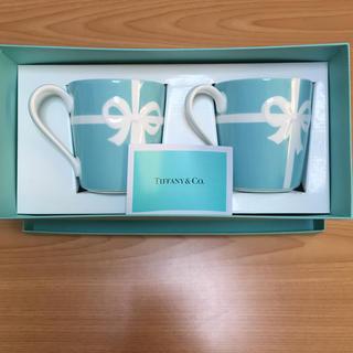 ティファニー(Tiffany & Co.)のティファニー ブルーボックス マグカップ(グラス/カップ)