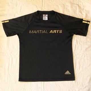 アディダス(adidas)の140 adidas 半袖Tシャツ MARTIAL ARTS(Tシャツ/カットソー)