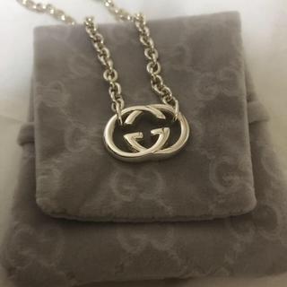グッチ(Gucci)のGUCCI ネックレス 正規品(ネックレス)