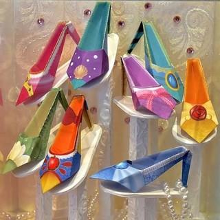 【バラ売り】ディズニー プリンセス 靴 メモ