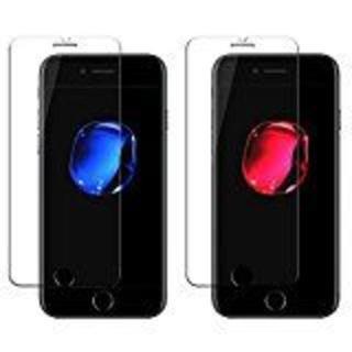 iPhone 透明強化ガラス保護フィルム(iPhoneケース)