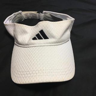 アディダス(adidas)のadidas サンバイザー(その他)
