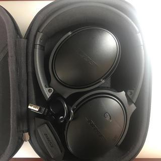 ボーズ(BOSE)のBOSE ノイズキャセリング付きワイヤレスヘッドフォン(ヘッドフォン/イヤフォン)