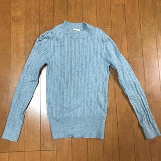 ジーユー(GU)のGU ニット(Tシャツ(長袖/七分))