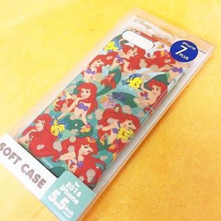 ディズニー  アリエル iPhone7Plus スマホケース DN390A