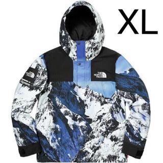 シュプリーム(Supreme)の【XL】SUPREME NORTH ノース Mountain Parka 雪山(ナイロンジャケット)