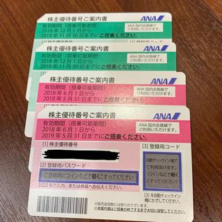 エーエヌエー(ゼンニッポンクウユ)(ANA(全日本空輸))のANA半額券(その他)