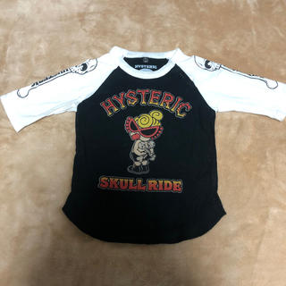 ヒステリックミニ(HYSTERIC MINI)のヒステリックミニ/五分袖90(Tシャツ/カットソー)