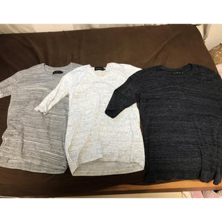 some might say シャツ Lサイズ 3枚セット(Tシャツ/カットソー(七分/長袖))