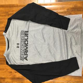 アンダーアーマー(UNDER ARMOUR)のキッズ長袖Tシャツ(Tシャツ/カットソー)