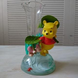 ディズニー(Disney)のプーさん 一輪挿し(花瓶)