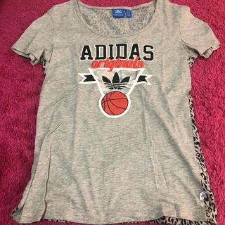 アディダス(adidas)のadidas originals ロングTシャツ(Tシャツ(半袖/袖なし))