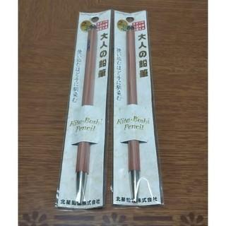 大人の鉛筆2本(鉛筆)