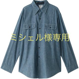 マディソンブルー(MADISONBLUE)の【専用】madison blue hampton シャンブレーシャツ (シャツ)
