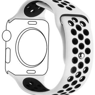 Apple Watch バンド, シリカゲルバンド スポーツシリコン(ラバーベルト)